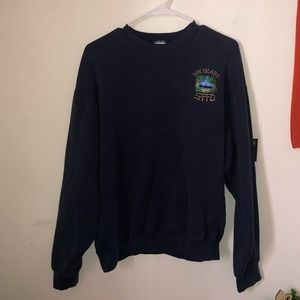 vintage sweater 🏝